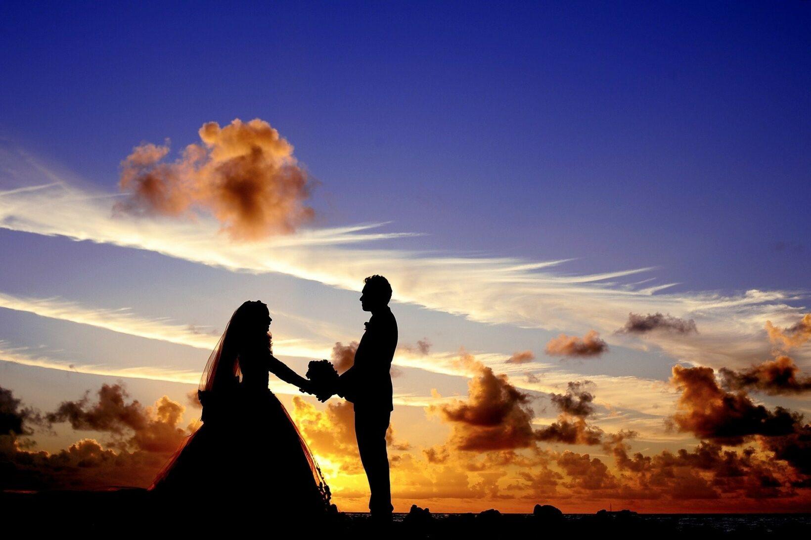 Une carte cadeau dématérialisée pour le mariage d'un collaborateur.